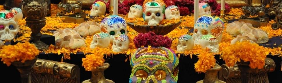 día de muertos en Ocotepec