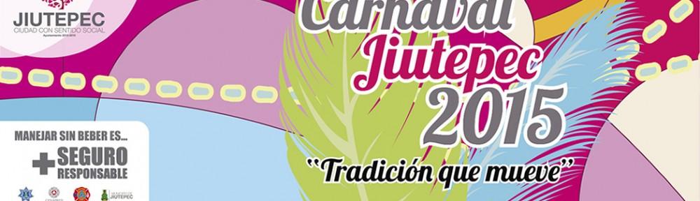 Este fin de semana te invitamos al carnaval de Jiutepec