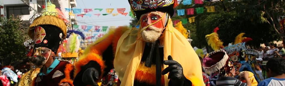 La temporada de carnavales llegó a Morelos