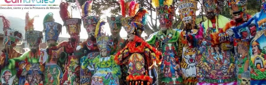 Disfruta de la temporada de Carnavales Morelos 2016