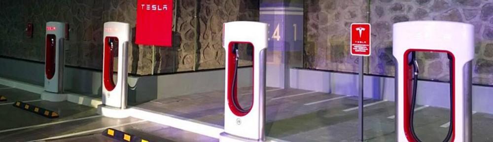Ahora ya puedes recargar tu Tesla en Cuernavaca Morelos