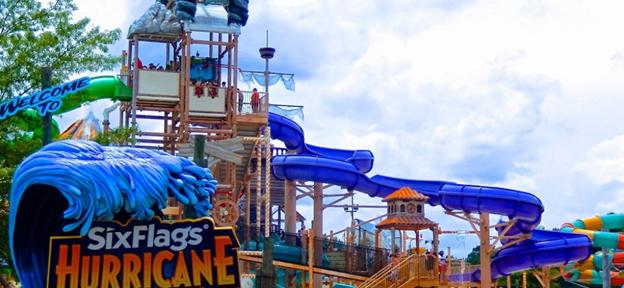 ¿Cuánto cuesta la entrada a Six Flags  Hurricane Harbor Oaxtepec?
