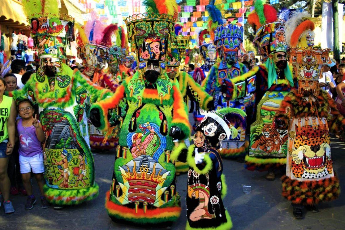 Fecha de los carnavales en Morelos en el 2018