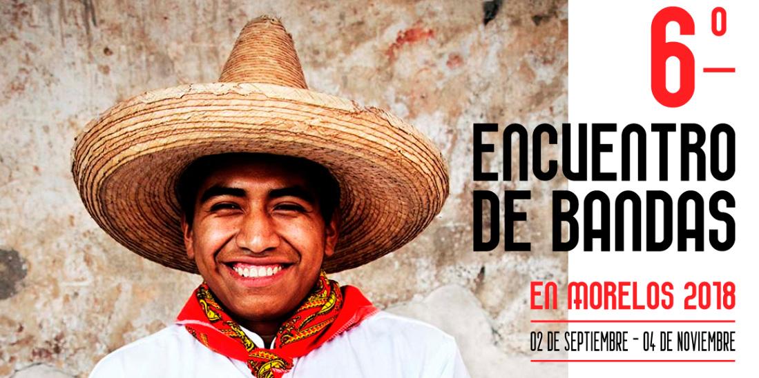 Encuentro de Bandas en el estado de Morelos