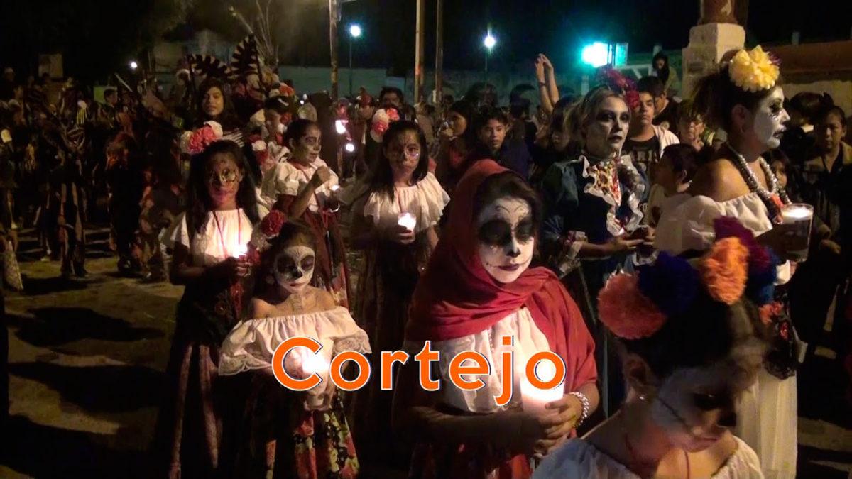 Celebra el Día de muertos en Xochitepec Morelos