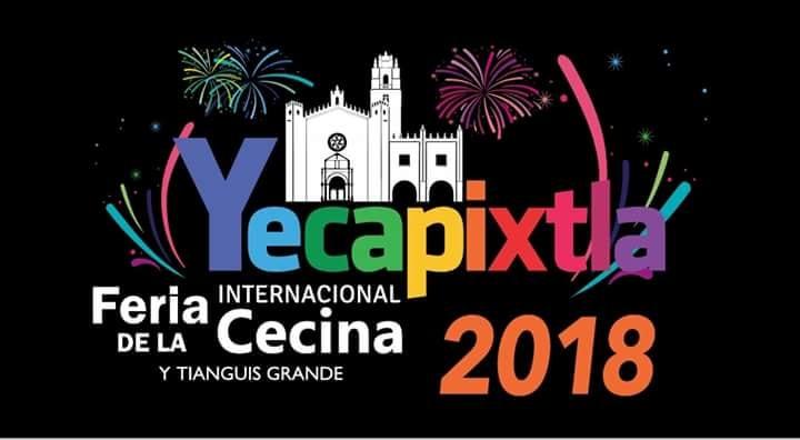Da inicio la Feria internacional de la Cecina Yecapixtla Morelos