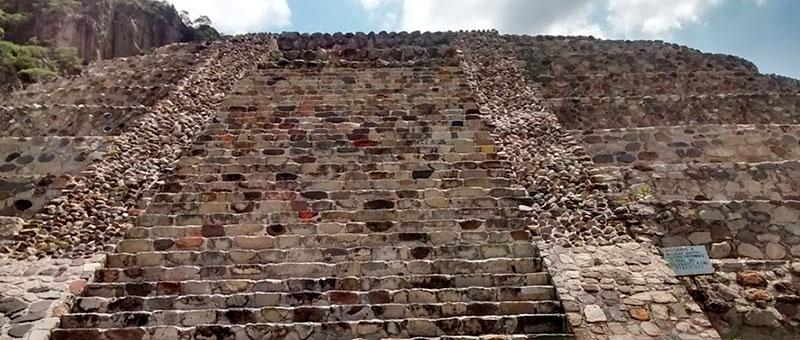 Escalinatas Chalcatzingo