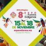 8va Expo de los pueblos indígenas