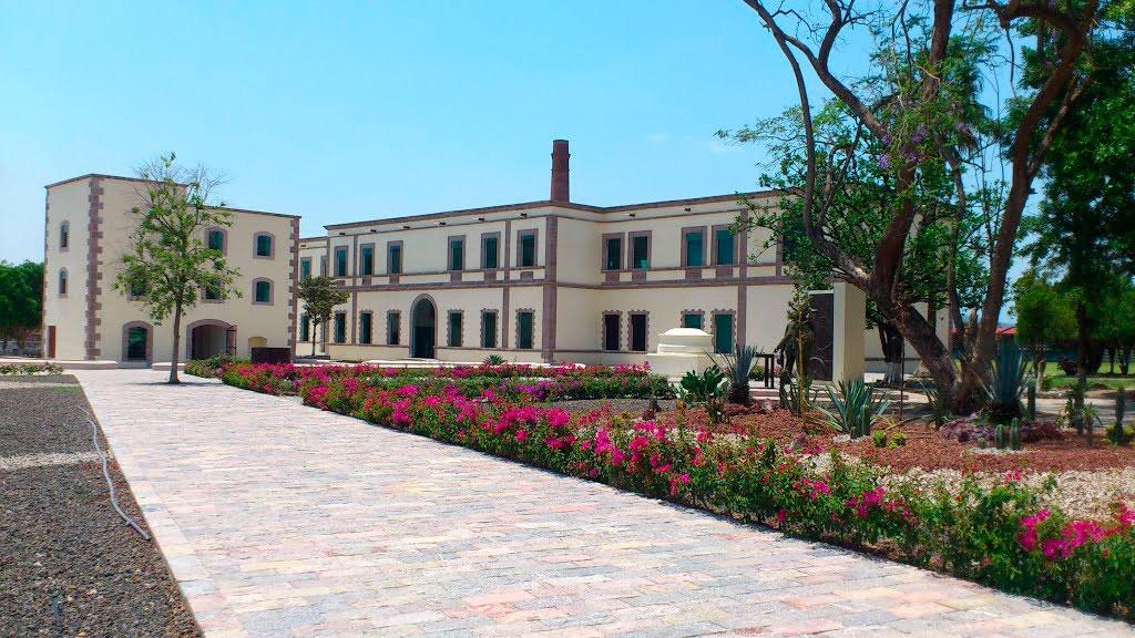 Ex-Hacienda de Chinameca, lugar donde murió Emiliano Zapata