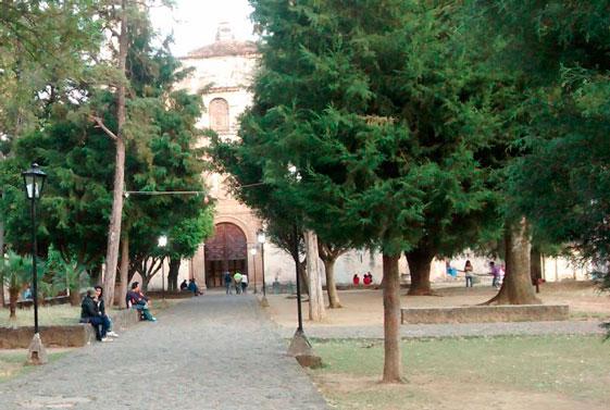 Iglesia Tepoztlan