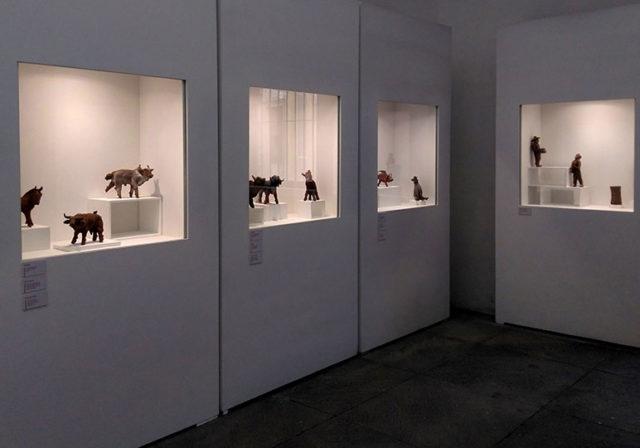 exposiciones Representación animal en el Morelos prehispánico y El don
