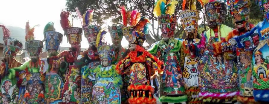 ¿Quienes son los chinelos en el estado de Morelos?