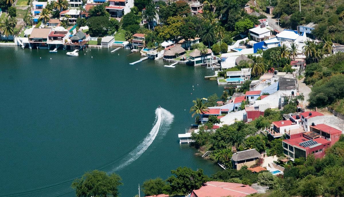 Conoce la leyenda del mar de Morelos, Tequesquitengo