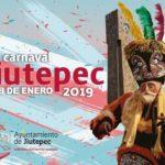 Actividades del carnaval Jiutepec 2019