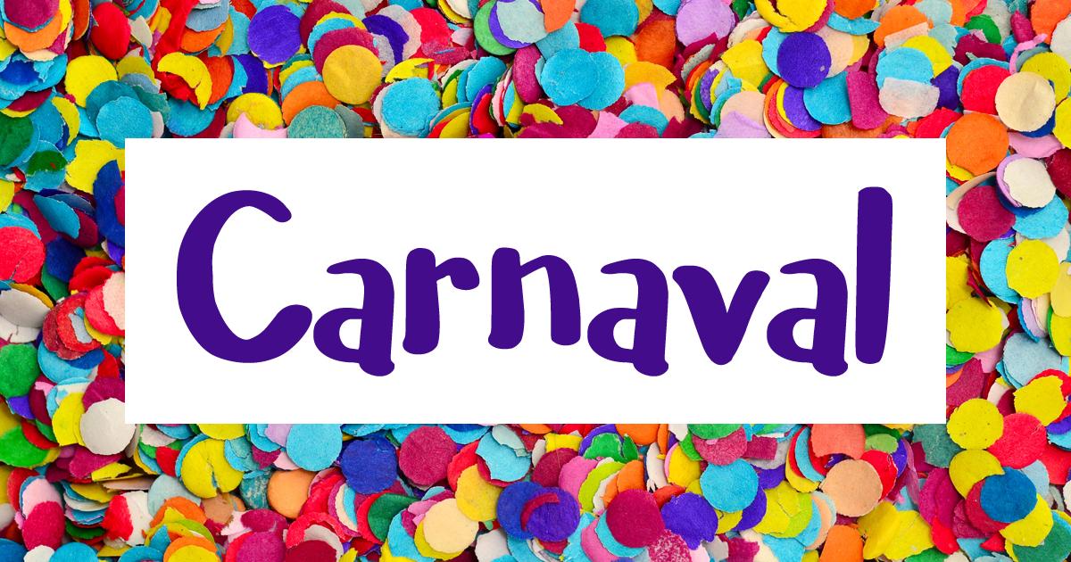 ¿Cuál es el significado de la palabra carnaval?