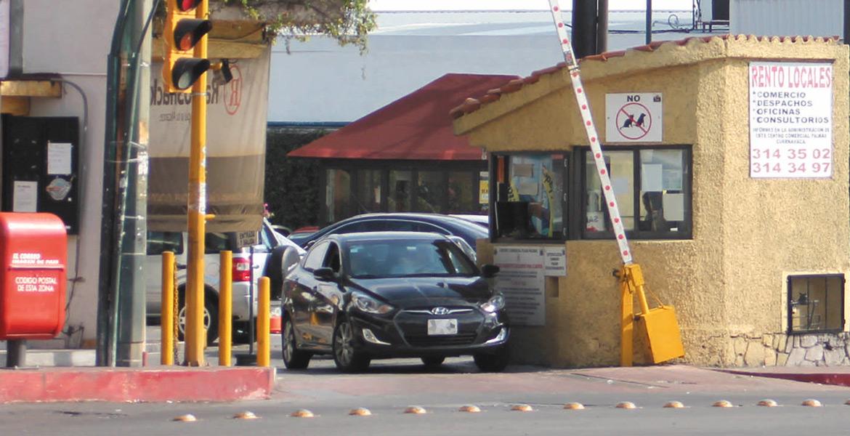 En Cuernavaca los estacionamientos serán gratuitos por la primer hora